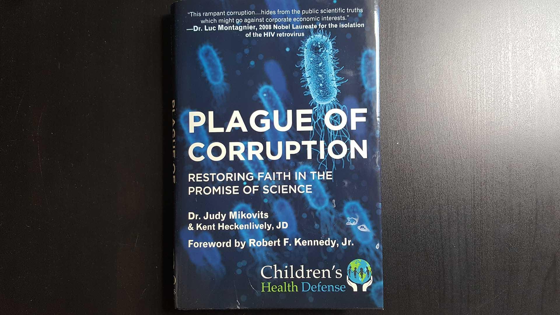 """MP3 - NEWS (12.05.20) Der Wirbel um Dr. Judy Mikovits und """"Plague of corruption"""