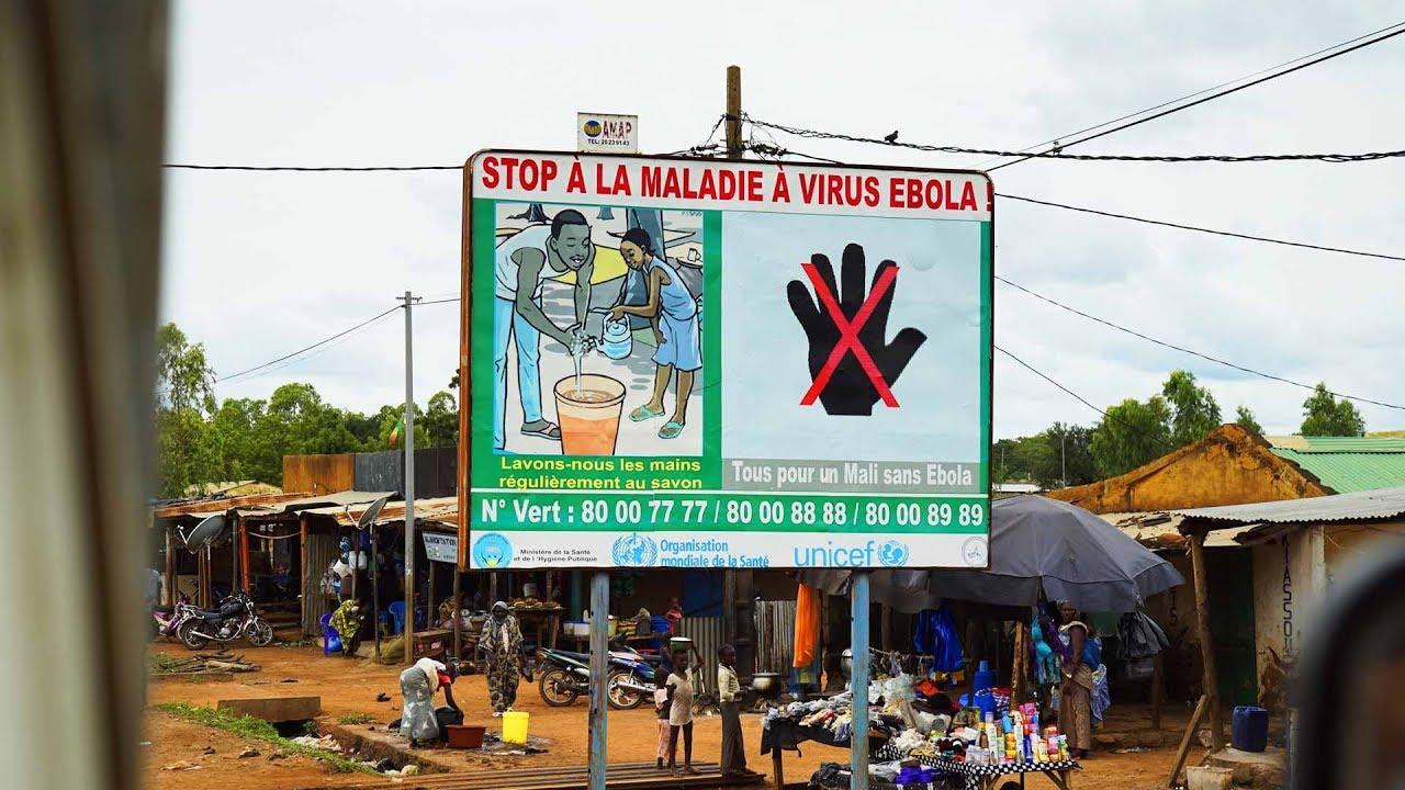 Ebola vor deiner Haustür, China will die USA bevölkern
