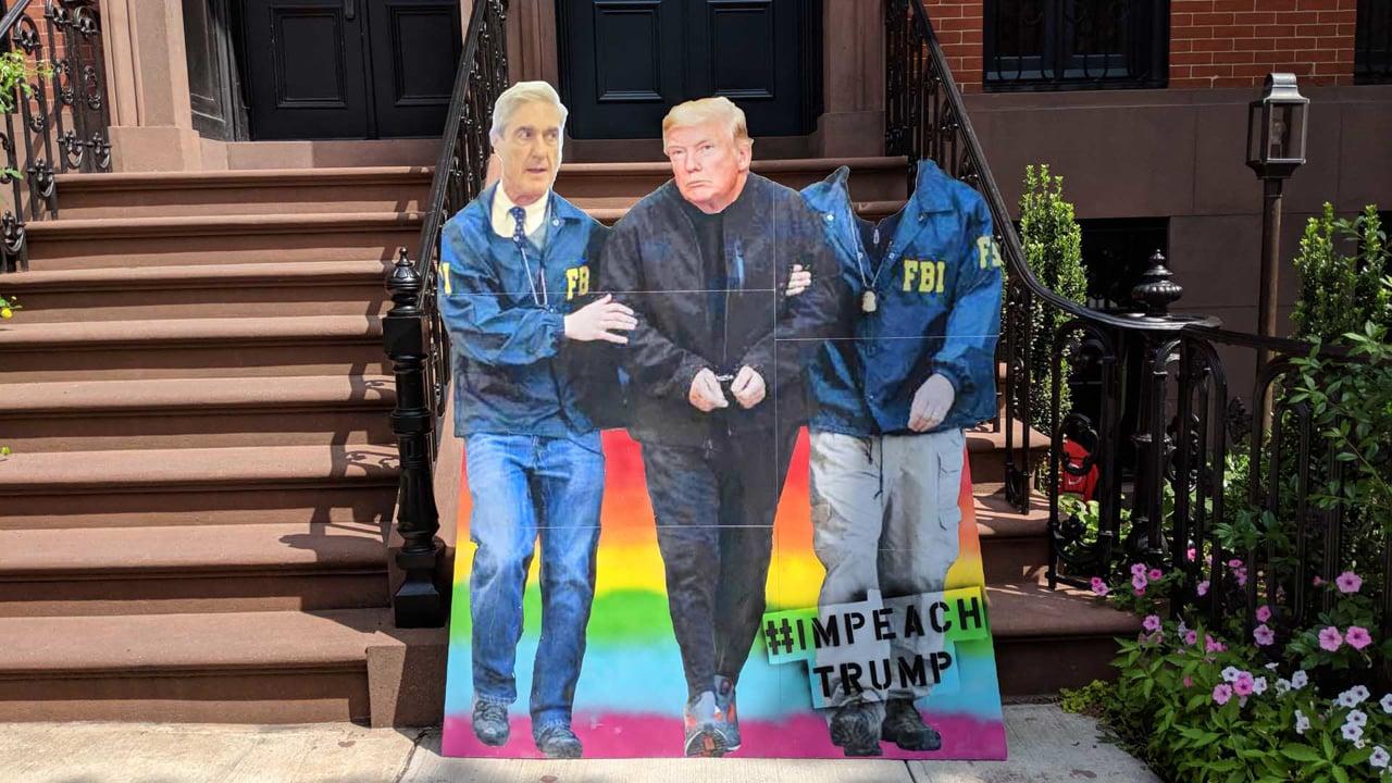 NEWS (21.01.19) Mueller jagt alternative Medien, Bones kontrolliert das Justizministerium