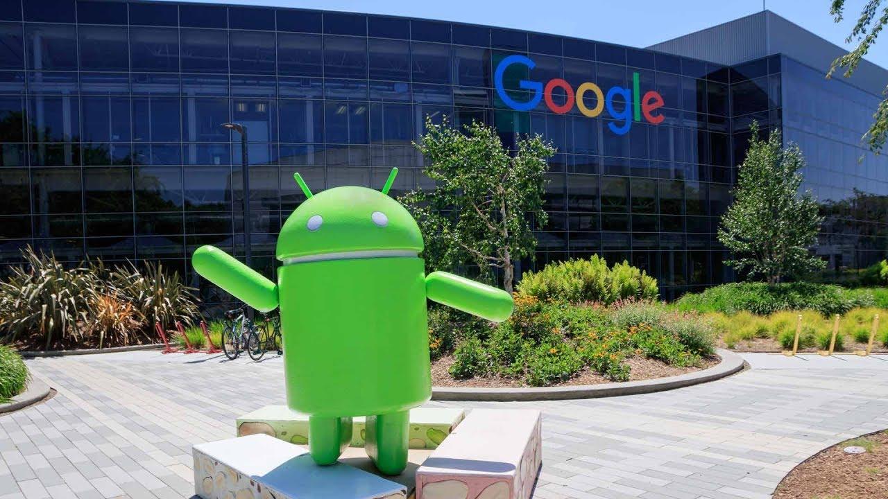 Der rechte Arm des Deep State und der Adel machten Google groß