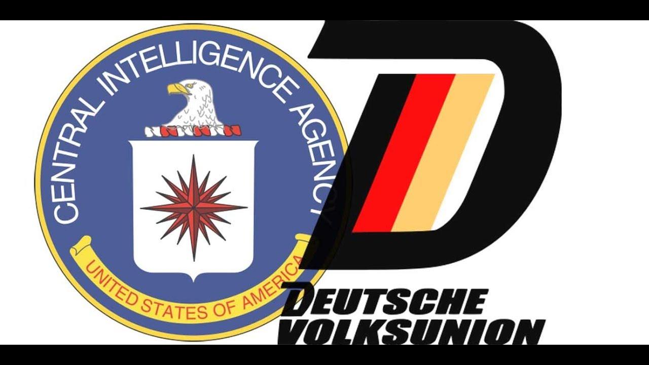 Die CIA und die Deutsche Volksunion (DVU)