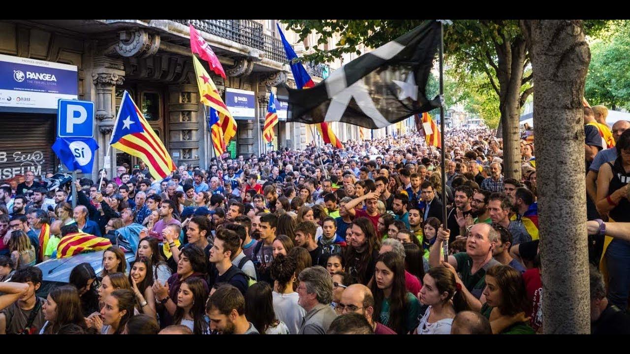 Separationsbestrebungen in Katalonien, Texas, Krim, Ostdeutschland