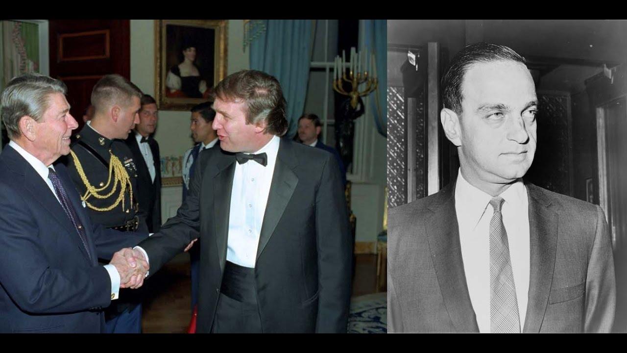 Trumps Mentor Cohn, die Sex-Parties, Sowjetspione und die CIA