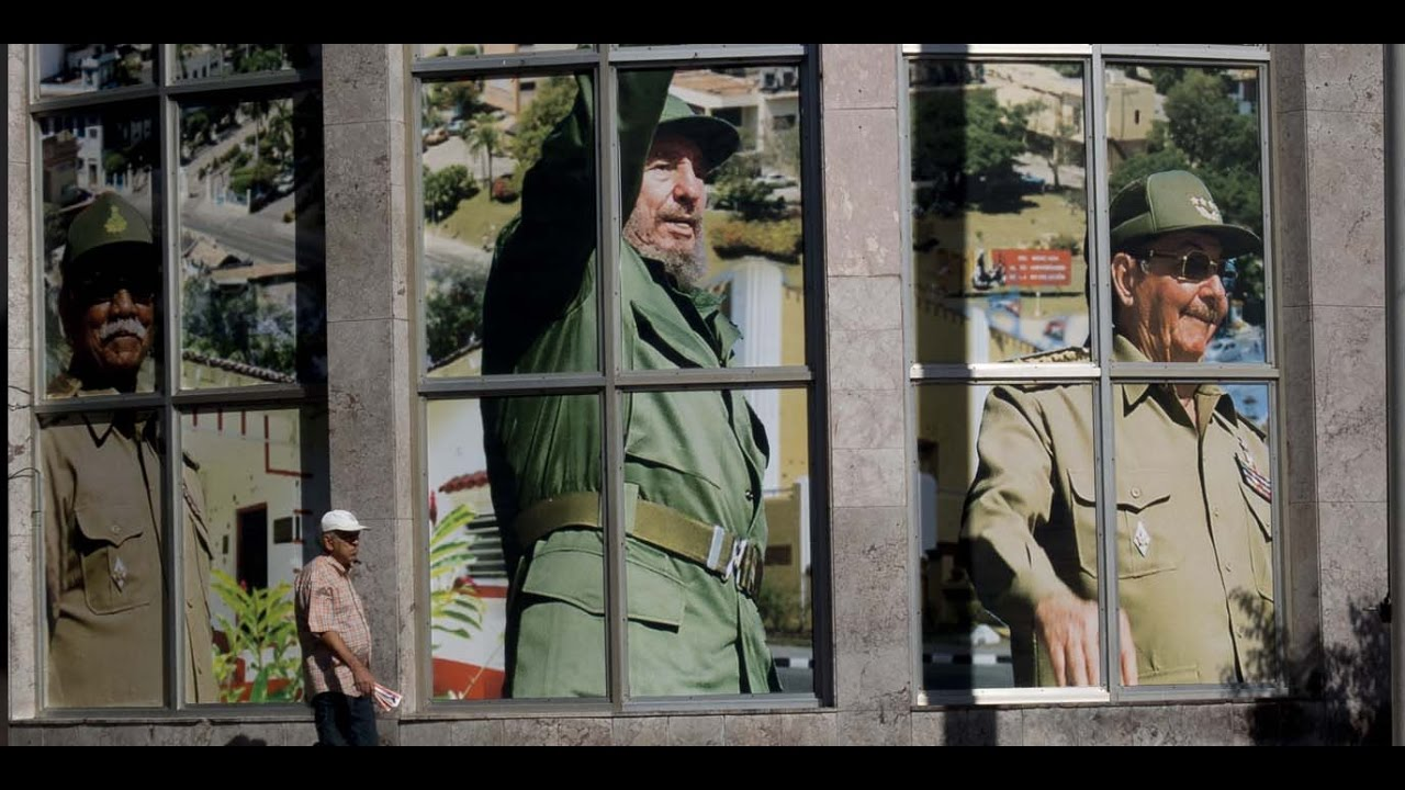 Fidel Castro, der Super-Maulwurf