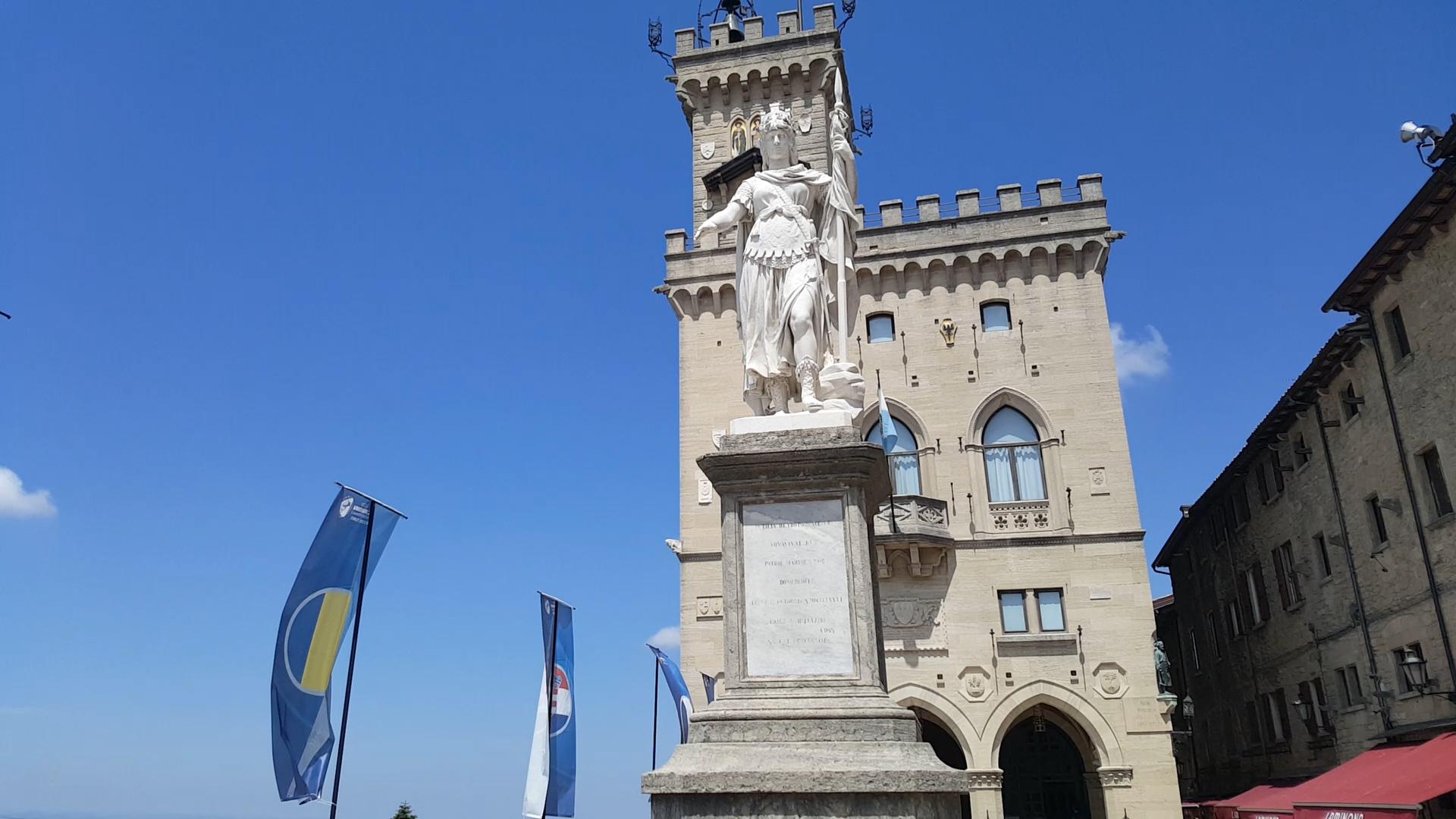 Die Waffen mit denen die Freimaurer Italien eroberten